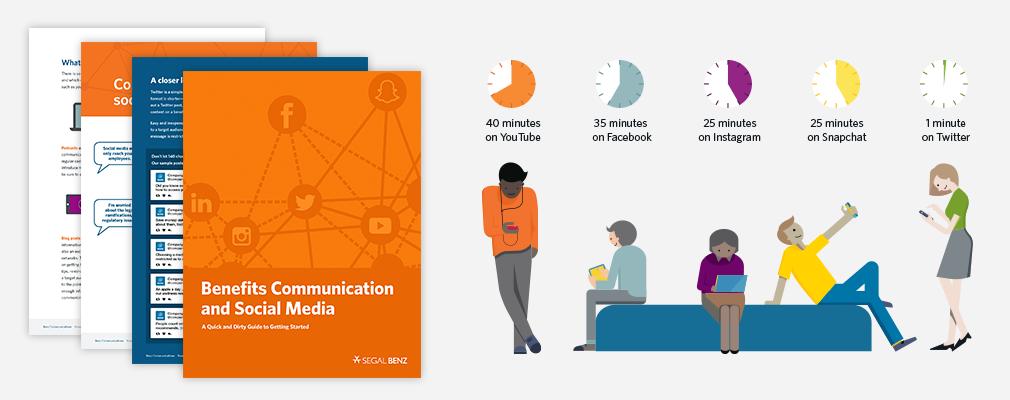 Social Media Guide for benefits communication