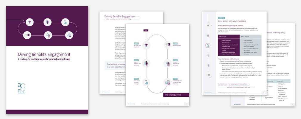 Driving Benefits Engagement Strategy Guide PDF
